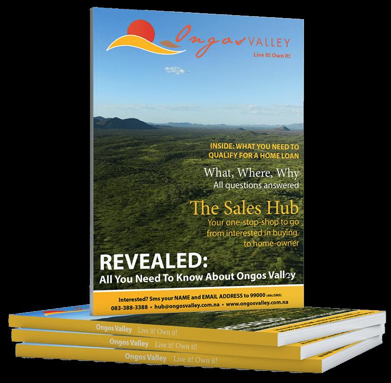 Ongos Valley Brochure
