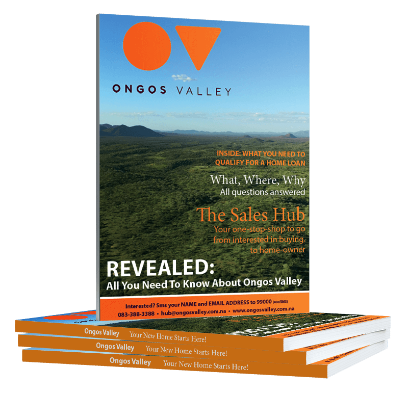 Ongos Valley Brochure